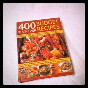 Other - Budget Recipe Book